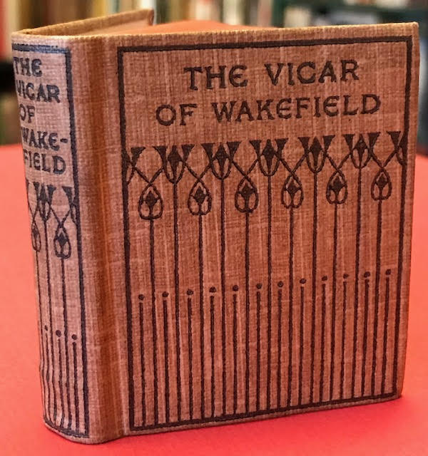 Image for The Vicar of Wakefield [Miniature Book]