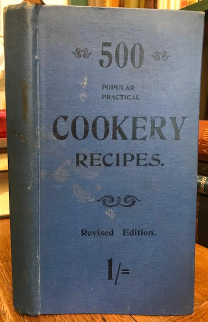 Image for The Modern Cookery Book Containing 500 Practical and Favourite Recipes