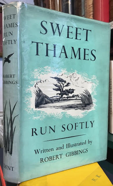Image for Sweet Thames Run Softly