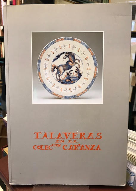 Image for Talaveras en la Coleccion Carranza