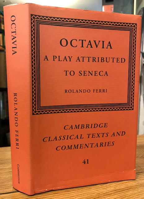 Image for Octavia : A Play Attributed to Seneca