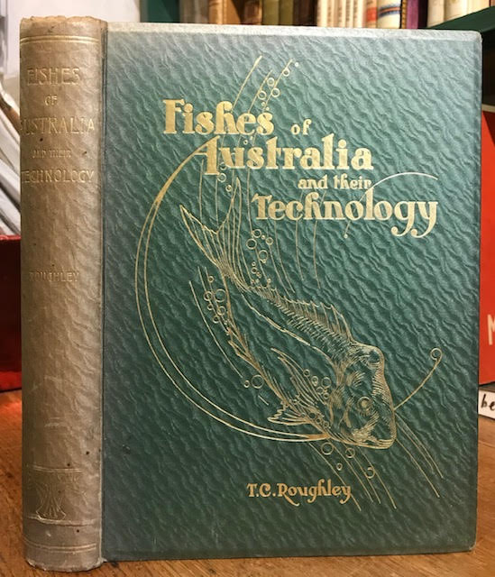 Image for Fishes of Australia and Their Technology : Technical Education Series No. 21