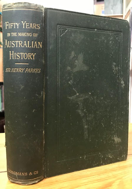 Image for Fifty Years in the Making of Australian History