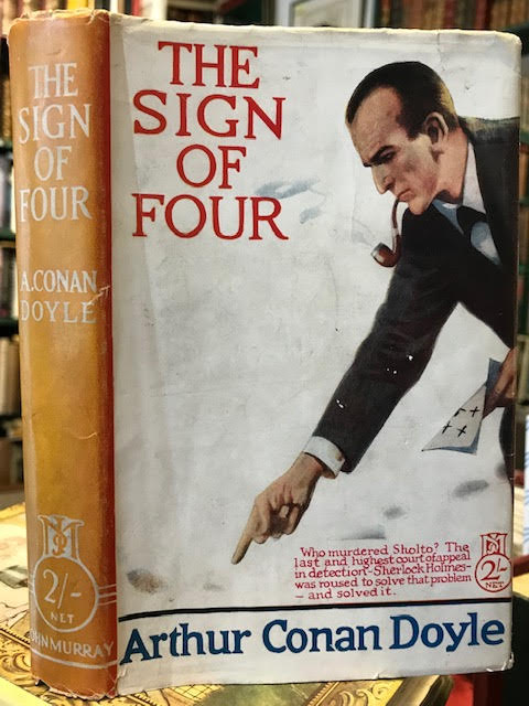 Image for The Sign of Four. Murray's 2/- Novels.
