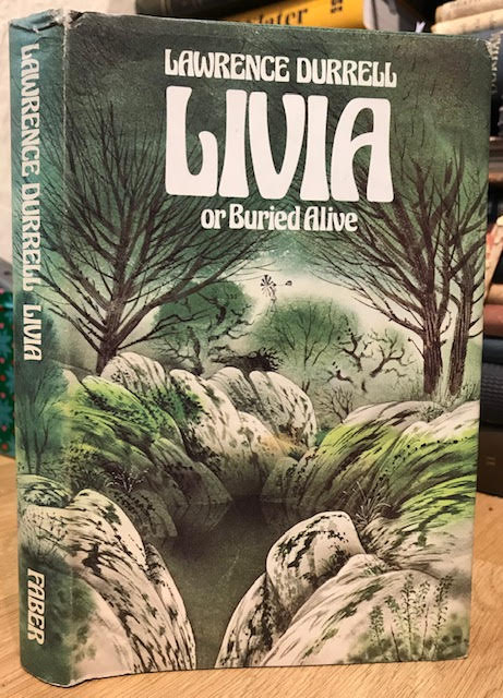Image for Livia : Or, Buried Alive