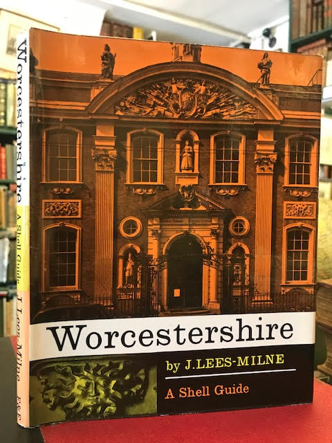 Image for Worcestershire : A Shell Guide