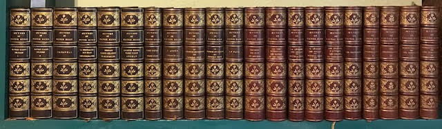 Image for Oeuvres de Victor Hugo. In twenty-one volumes