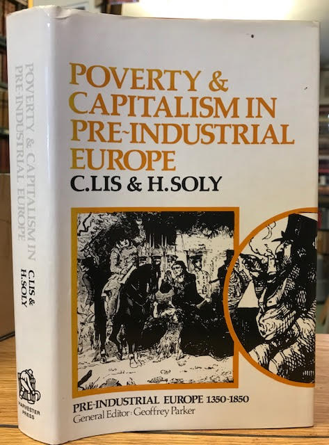 Poverty and Capitalism in Pre-Industrial Europe