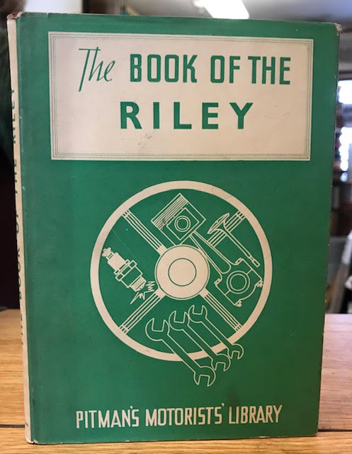 Image for The Book of the Riley Pitmans Motorists Library