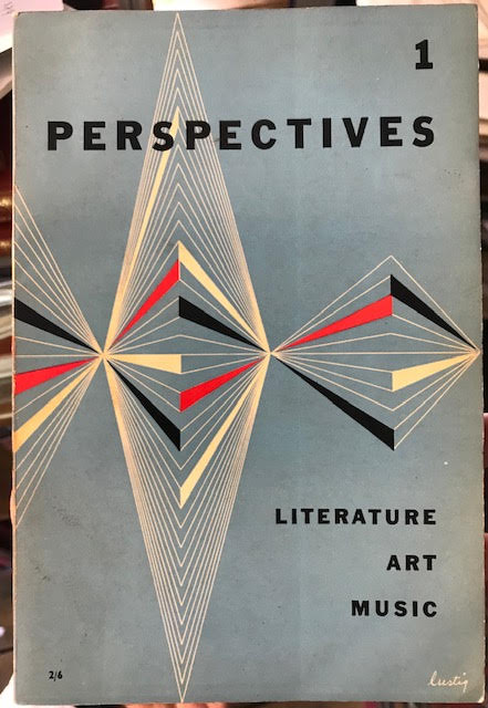Image for Perspectives : Literature Art Music. Issues 1-16
