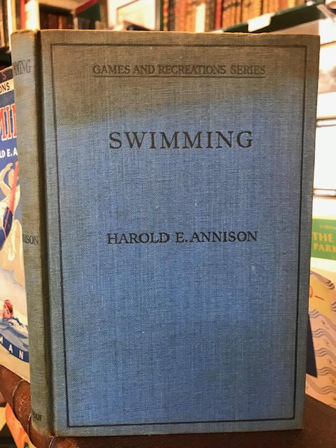 Image for Swimming : Pitman's Games and Recreations Series
