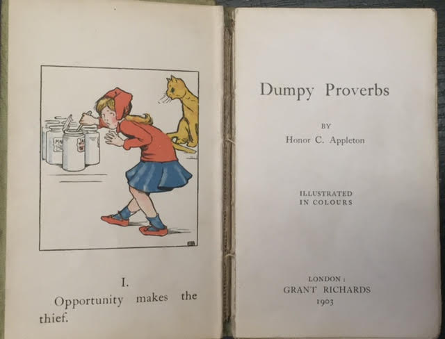 Image for Dumpy Proverbs