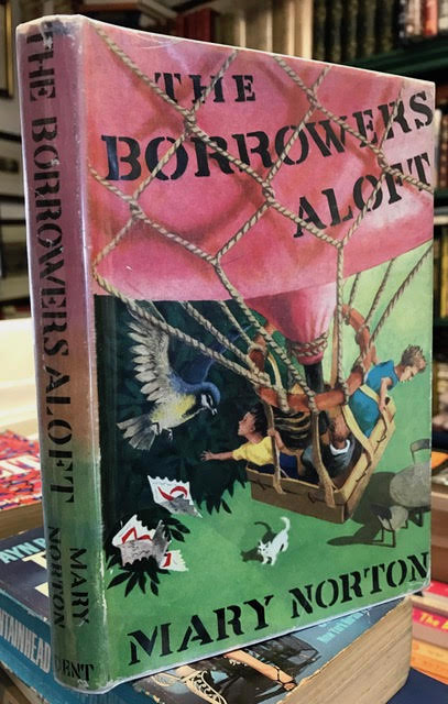 Image for The Borrowers Aloft