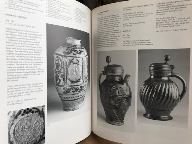 Image for German Stoneware 1200-1900 : Archaeology and Cultural History