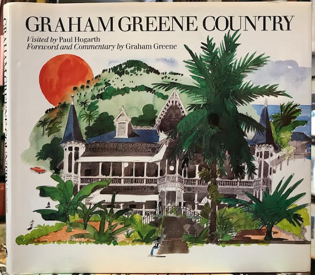 Image for Graham Greene Country Visited By Paul Hogarth