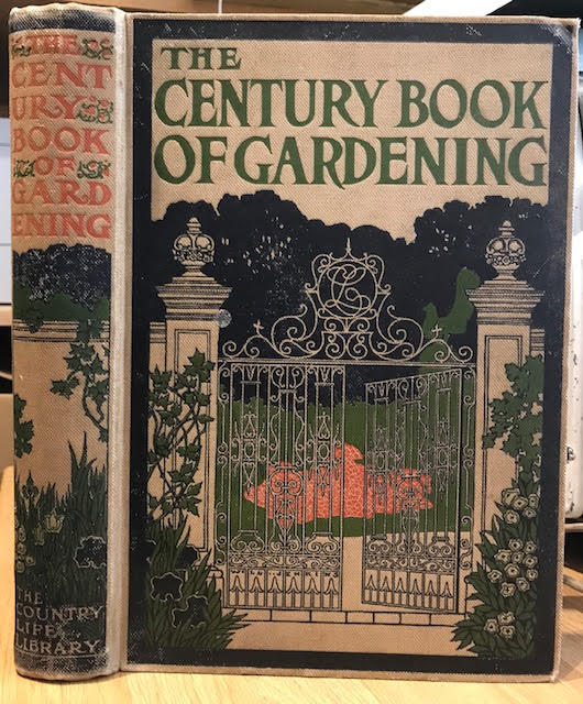 Image for The Century Book of Gardening