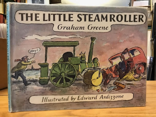 Image for The Little Steamroller