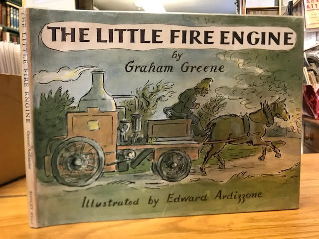Image for The Little Fire Engine