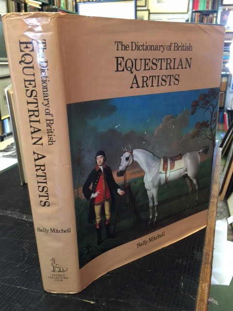 Image for The Dictionary of British Equestrian Artists