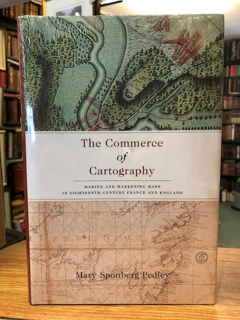 Image for The Commerce of Cartography : Making and Marketing Maps in Eighteenth France and England