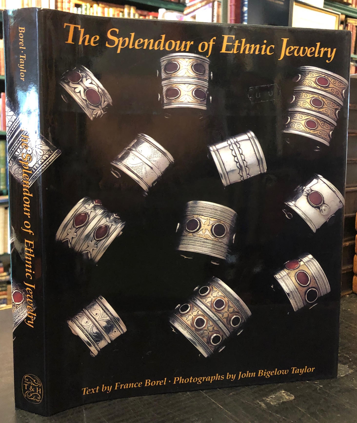 Image for The Splendour of Ethnic Jewelry : From the Colette and Jean-Pierre Ghysels Collection