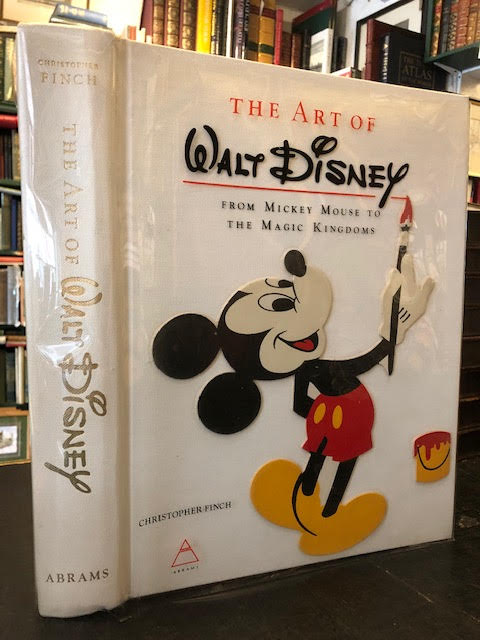 Image for The Art of Walt Disney : From Mickey Mouse to the Magic Kingdoms