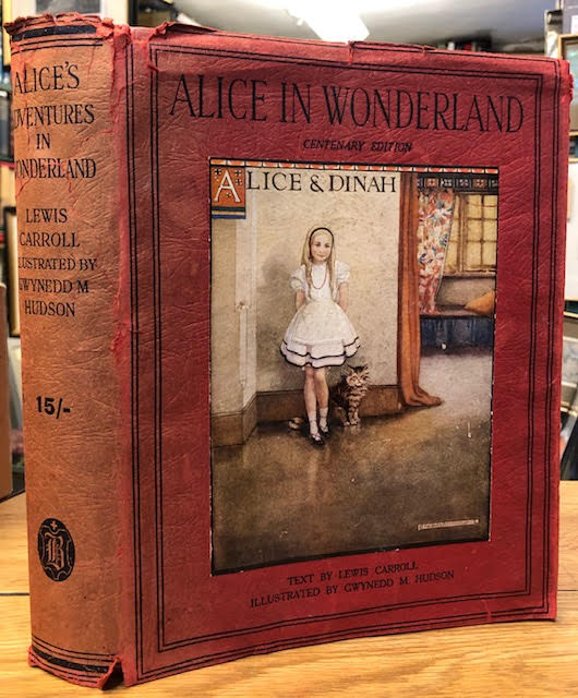 Image for Alice's Adventures in Wonderland. Centenary Edition