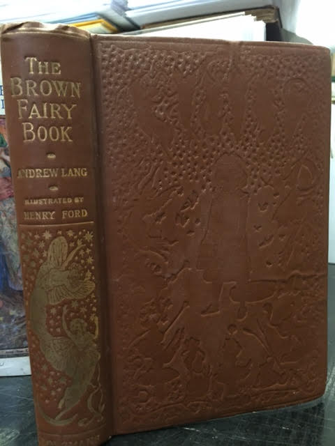 Image for The Brown Fairy Book