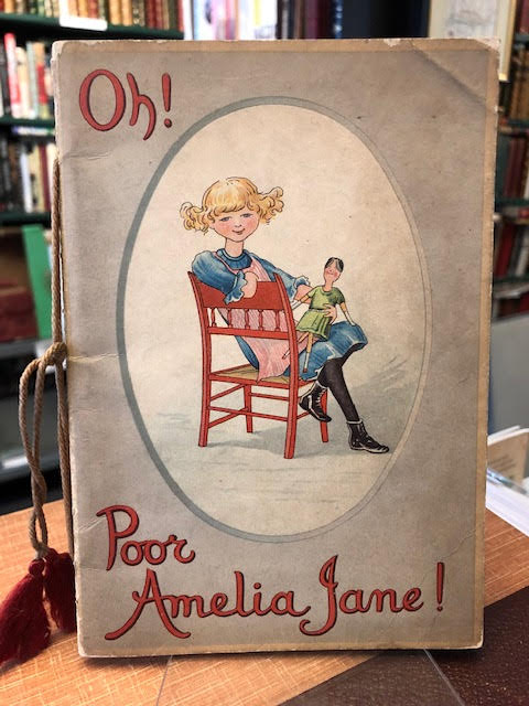 Image for Oh! Poor Amelia Jane!