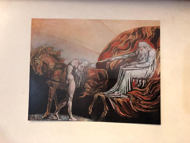 Image for The Drawings and Engravings of William Blake