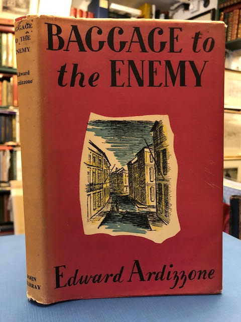 Image for Baggage to the Enemy