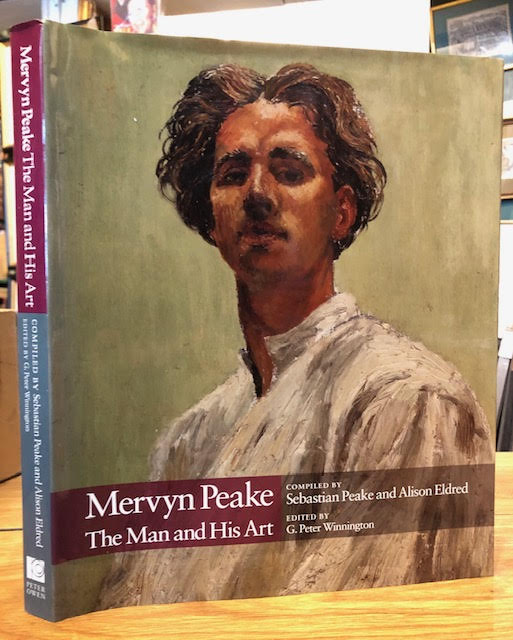Image for Mervyn Peake the Man nd His Art