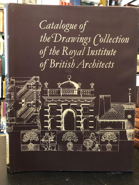 Image for Catalogue of the Drawings Collection of the Royal Institute of British Architects: Colen Campbell