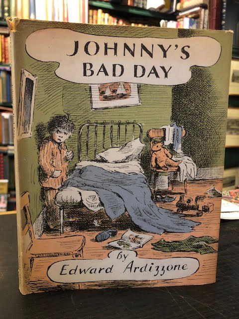 Image for Johnny's Bad Day