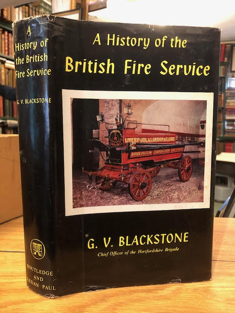 Image for A History of the British Fire Service