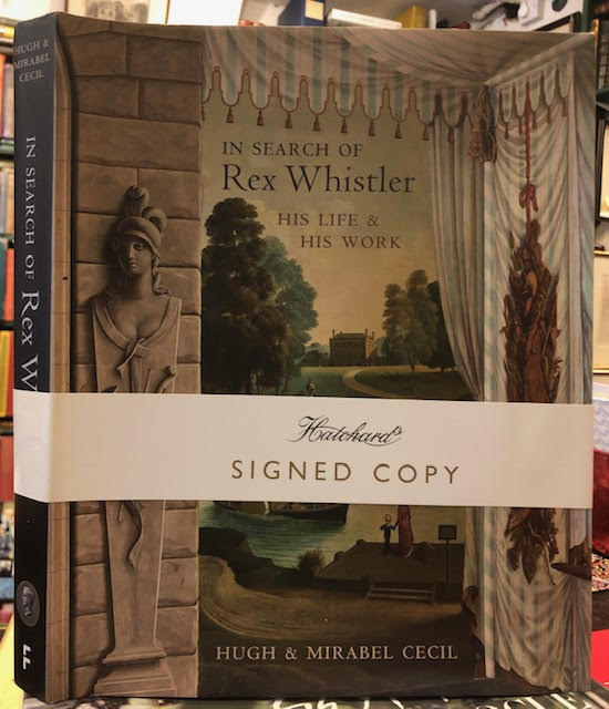 Image for In Search of Rex Whistler : His Life and His Work