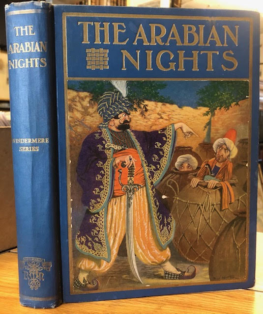 Image for The Arabian Nights Entertainment : The Windermere Series