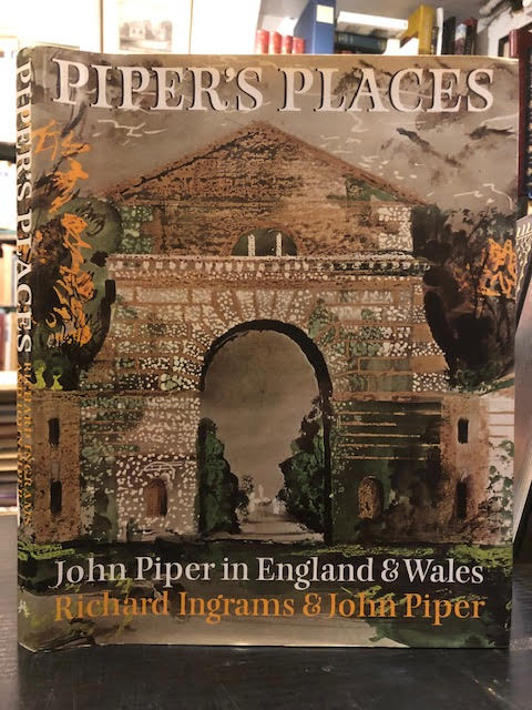 Image for Piper's Places : John Piper in England and Wales