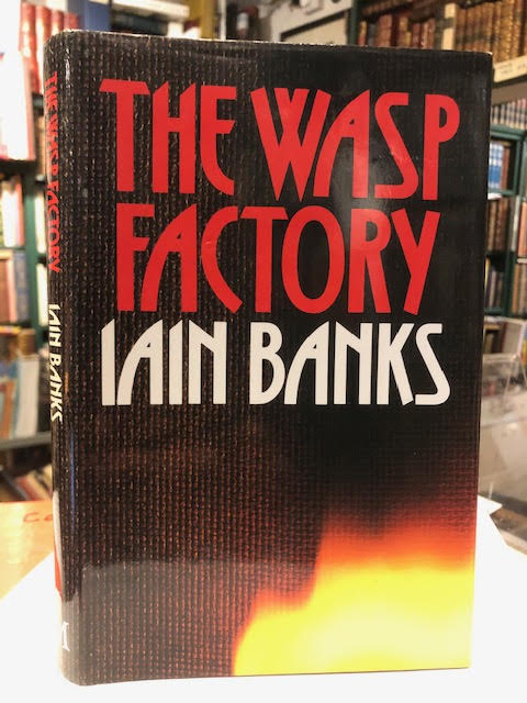Image for The Wasp Factory