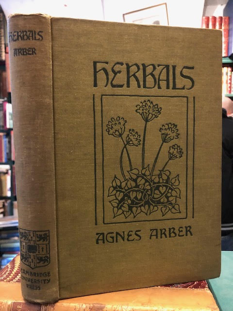 Image for Herbals : Their Origin And Evolution, a Chapter in the History of Botany 1470 - 1670