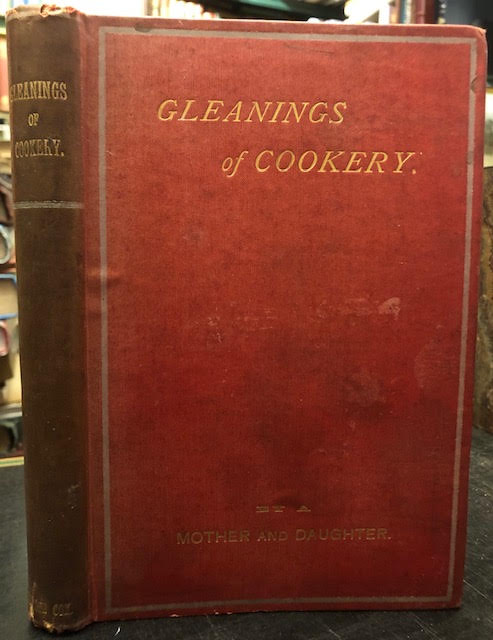 Image for Gleanings of Cookery