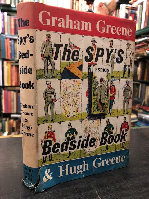 Image for The Spy's Bedside Book : An Anthology