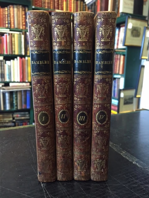 Image for The Rambler in Four Volumes