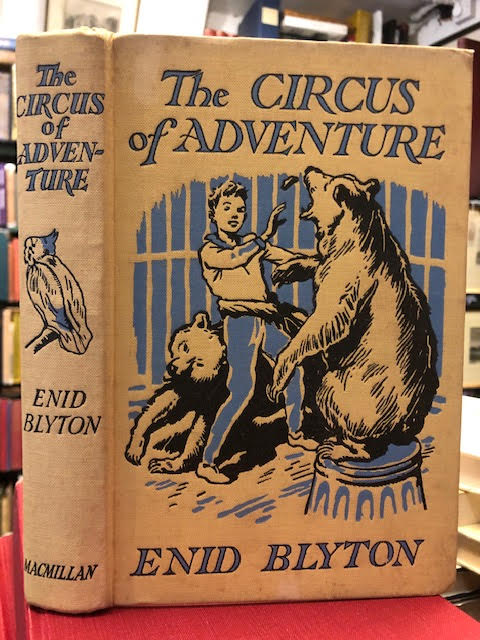 Image for The Circus of Adventure