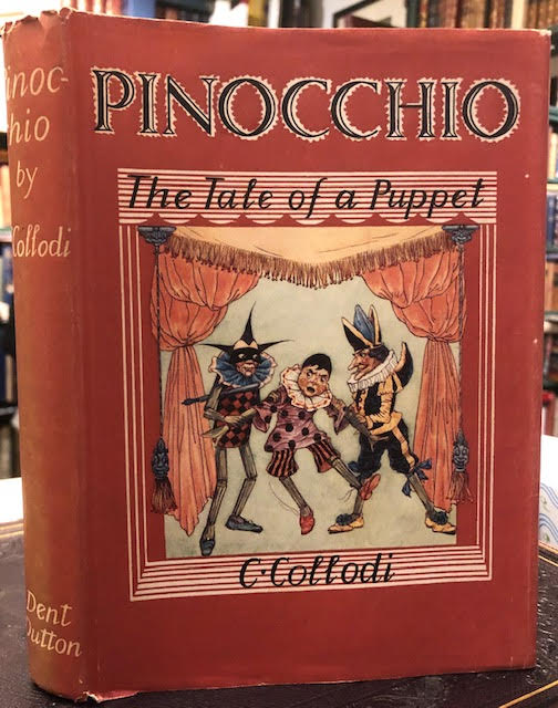 Image for Pinocchio the Tale of a Puppet