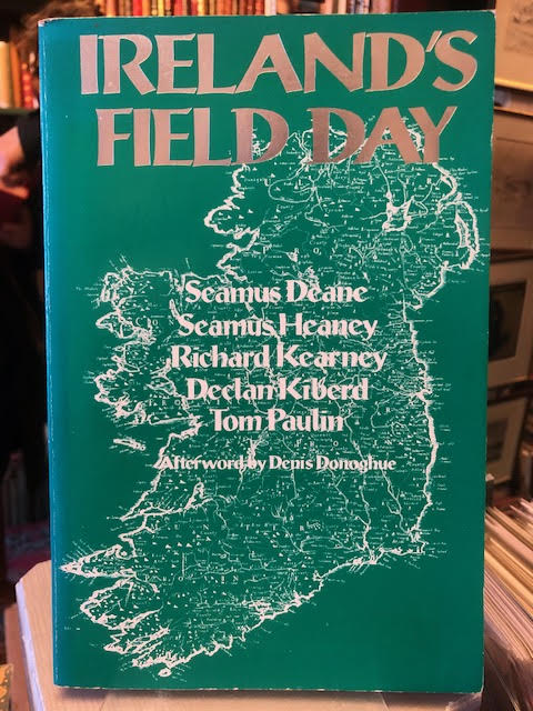 Image for Ireland's Field Day : Field Day Theatre Company