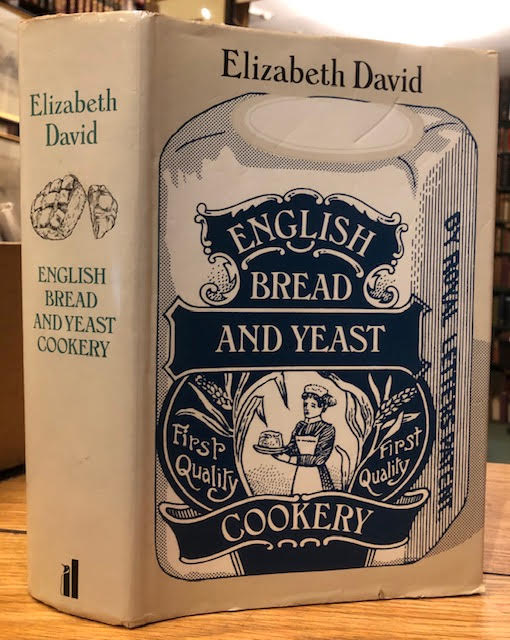Image for English Bread and Yeast Cookery