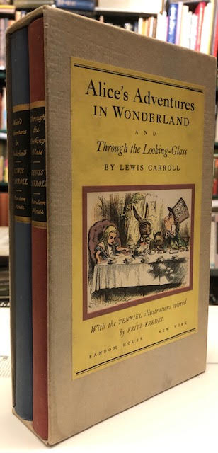 Image for Alice's Adventures in Wonderland [with] Through the Looking-Glass And What Alice Found There. In two volumes