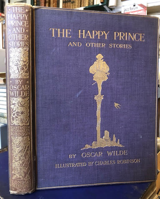 Image for The Happy Prince and Other Tales ( Stories )