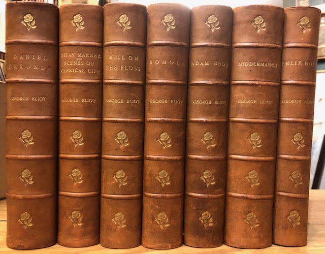 Image for Novels of George Eliot. Eight Books in Seven Volumes
